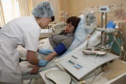 Процедура плазмафереза