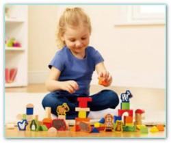 Психомоторное развитие дошкольников
