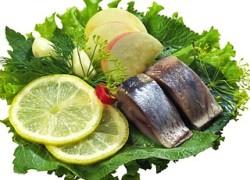 Морская рыба для здоровья