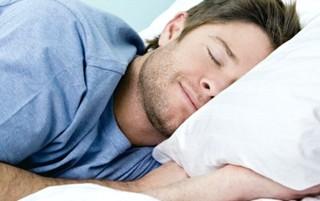 здоровый сон - на левом боку