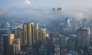 озон в воздухе